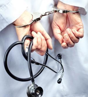 القبض على منتحل صفة طبيب في مستشفى البشير