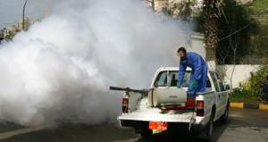 تنفيذ نحو 3323 حملة لمكافحة الحشرات والقوارض والكلاب الضالة