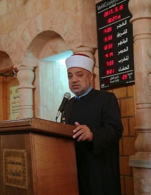 الخلايلة : سنعود الى مساجدنا ولكن علينا الإلتزام