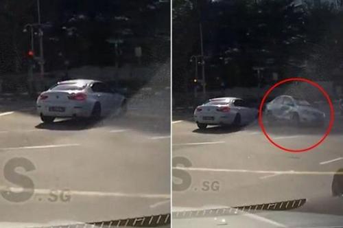 حادث عجيب لا تفسير له - فيديو