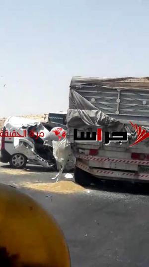 إصابتان بحادث في منطقة طلوع النقب (فيديو وصور)