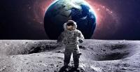 اكتشاف مياه في المناطق غير المظلمة على القمر