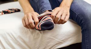 7 طرق للتخلص من رائحة القدم الكريهة ..