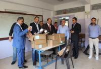 """جمعية نور السما تقيم يوما طبيا مجانيا """"صور"""""""