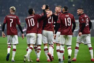 ميلان يتأهل لثمن نهائي الدوري الأوروبي بعد التعادل(فيديو)