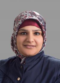 الدكتورة هيام التاج الى رتبة أستاذ مشارك