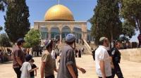 مذكرة احتجاج اردنية على اقتحامات الأقصى