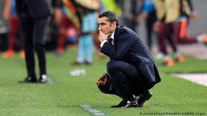 برشلونة يبدأ إجراءات فسخ عقد فالفيردي