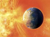 جسيمات شمسية تهدد أجهزة الاتصال والطاقة