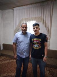 تهنئة للطالب محمد قلفاط بمناسبة نجاحه في التوجيهي