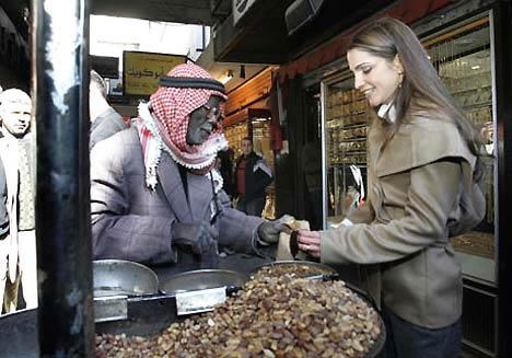 ملكة القلوب محبوبة الاردنيين .. كل عام وانتِ بخير  Image