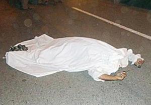 المفرق: العثور على جثة سيدة ملقاة على الطريق العام