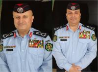 رسائل شكر من اللوائين المتقاعدين البطاح والملاحيم الى الأمن العام