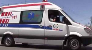 وفاتان و 79 إصابة نتيجة 133 حادثا مختلفا