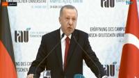 أردوغان يحذر من فوضى ستعم حوض المتوسط بالكامل