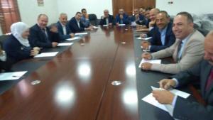 مجلس محافظة جرش يعلق جلساته