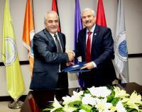 """اتفاقية تعاون بين """"الأميرة سمية للتكنولوجيا"""" و""""عمان الأهلية"""""""