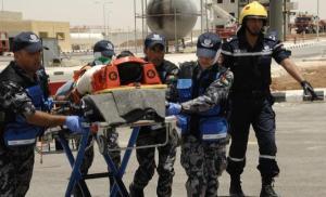 وفاة بتدهور مركبة على طريق عمان السلط