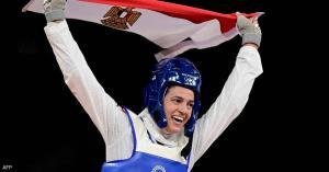 المصريان هداية ملاك وسيف عيسى يحرزان برونزيتين في الأولمبياد
