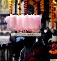 بائع الحلوى