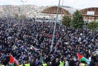 """جمعة غضب """"بأم الفحم"""" ومظاهرات حاشدة ضد الاحتلال !"""