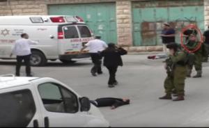 """""""حكم هزيل"""" بالسجن 18 شهرا لجندي صهيوني أعدم فلسطينيا"""