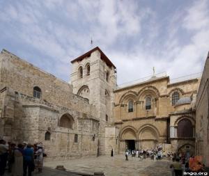 فلسطين النيابية : لا صحة لبيع الأوقاف الكنسية بالقدس